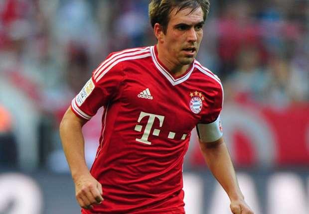 Kapitän Philipp Lahm verteidigt Bayerns Spielstil