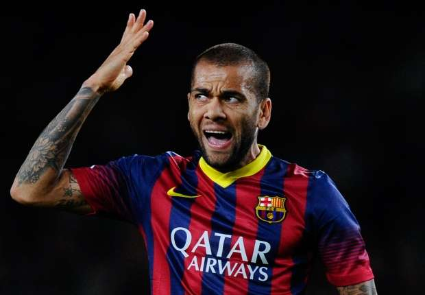 Dani Alves abuse an outrage - Blatter