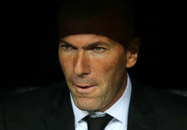 Zidane Real Madrid Coach Real Madrid Coaching