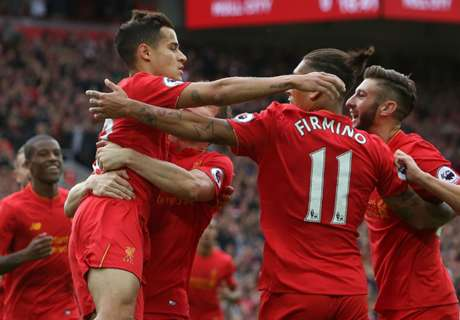 Liverpool Bantai Hull Di Anfield