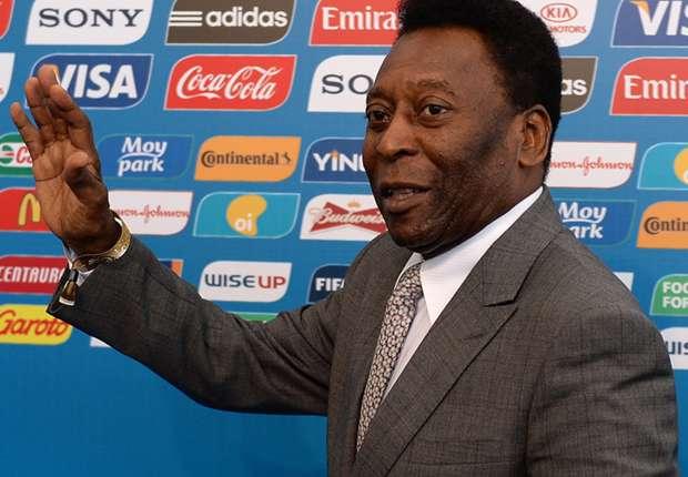 Pele gewann mit Brasilien drei Mal die Weltmeisterschaft