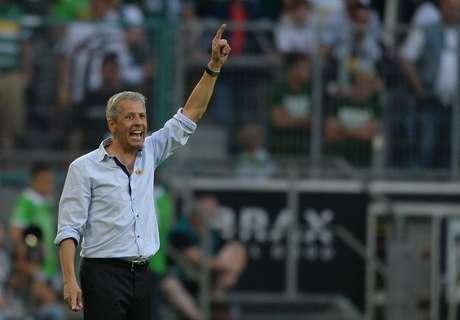 Gladbach: Favre hadert nach Sieg