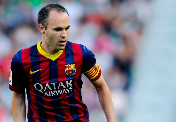 Barcelona can win it all this year - Iniesta