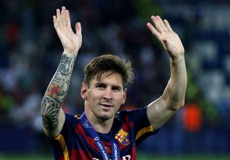 Todos los goles de Messi en 2015/16