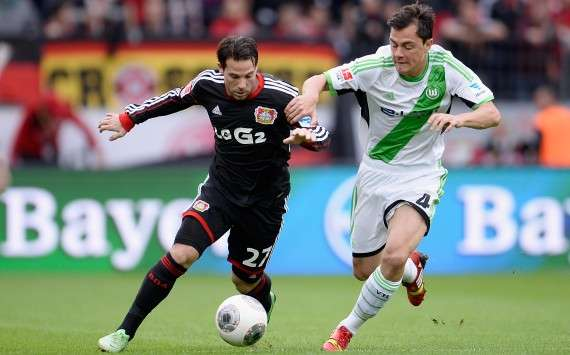 Seit 15 Jahren spielt Gonzalo Castro bereits bei Bayer Leverkusen