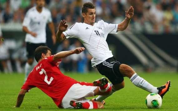Miroslav Klose will mit Deutschland zur WM nach Brasilien