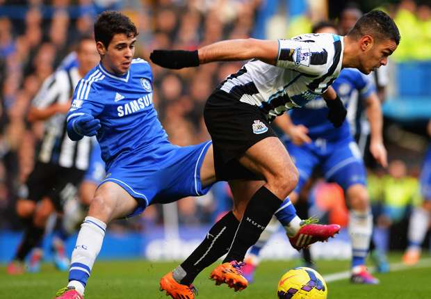 What has happened to Chelsea starlet Oscar?