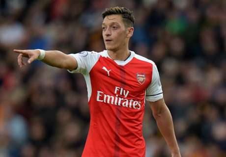 RUMOURS: Arsenal willing to sell Ozil