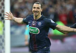<strong>ZLATAN IBRAHIMOVIC</strong> | Paris Saint-Germain > Manchester United | Free Transfer