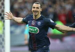 <strong>ZLATAN IBRAHIMOVIC</strong> | Paris Saint-Germain > Manchester United | Free Transfer