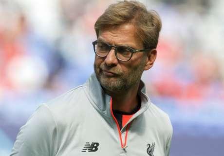 Klopp: Liverpool like building puzzle