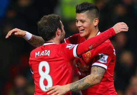 Laporan: Man United 3-0 Cambridge