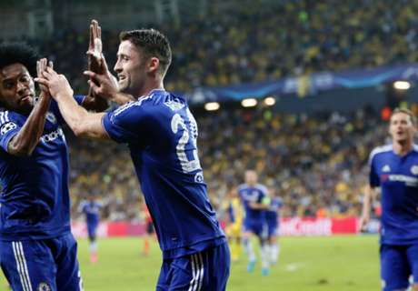 A repercussão de Maccabi 0 x 4 Chelsea