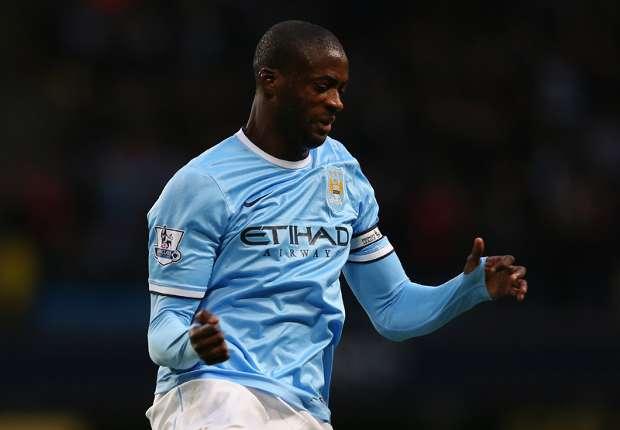 Toure wants Manchester City coaching role after playing, claims agent
