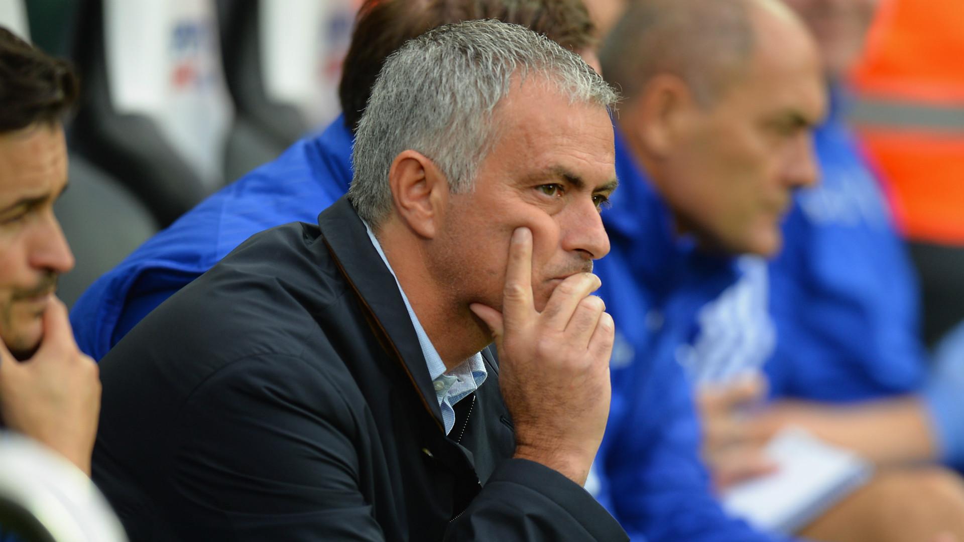 Jose Mourinho Chelsea Premier League 26092015
