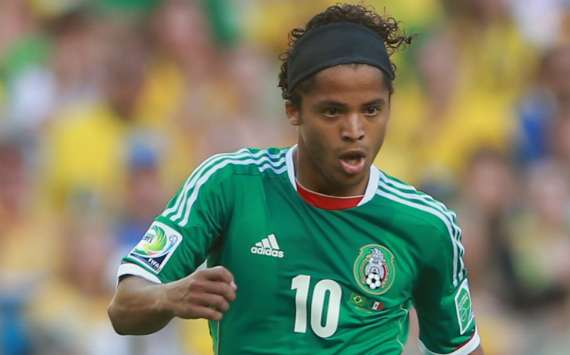 Tom Marshall: Giovani dos Santos' battle for Villarreal starts affects his Mexico place
