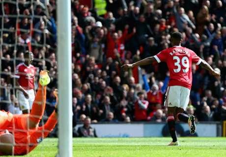 Inglês: Man United 1 x 0 Aston Villa