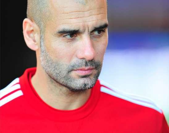 Guardiola pisará por primera vez Old Trafford como entrenador