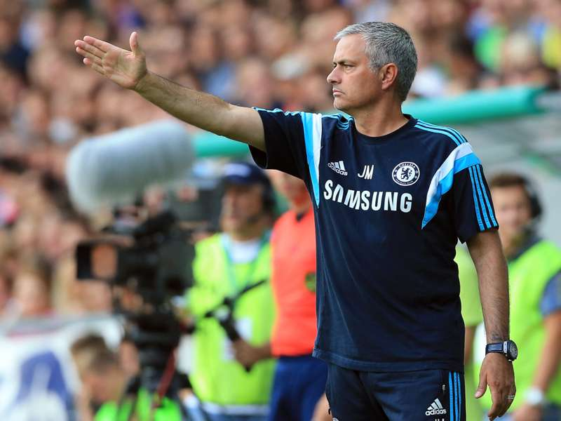 Mourinho: I will only leave Chelsea if they sack me