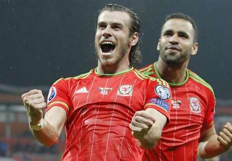 Wales Agendakan Dua Uji Coba Sebelum Euro 2016