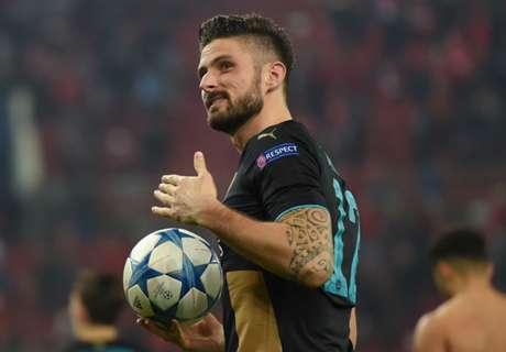 CL: Arsenal und Rom weiter