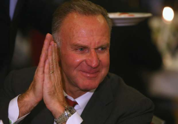 Rummenigge: Bayern-Dortmund 'slugfest' makes me smile