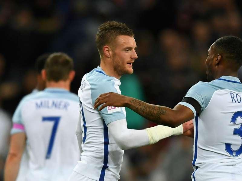 """Tutti pazzi per Vardy...anche il figlio di Rooney: """"Mi ha chiesto la sua maglia"""""""