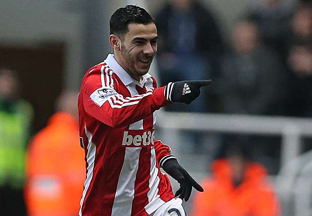 Stoke wil Assaidi definitief vastleggen