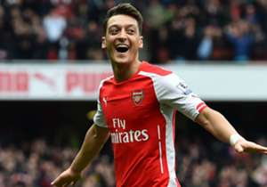 PLAYMAKER | MESUT OZIL | The World Cup winner is also in fine form, as evidenced by his superb assist for Sanchez's first goal last weekend. Indeed, Ozil created nine goalscoring chances against Reading on Saturday, in an FA Cup semi-final.