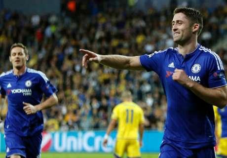 Tel Aviv-Chelsea 0-4, résumé du match