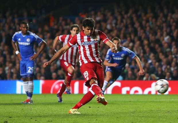 Costa es el alma del equipo del Cholo.