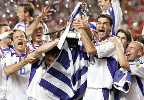 Euro 2004 - La recette du miracle grec