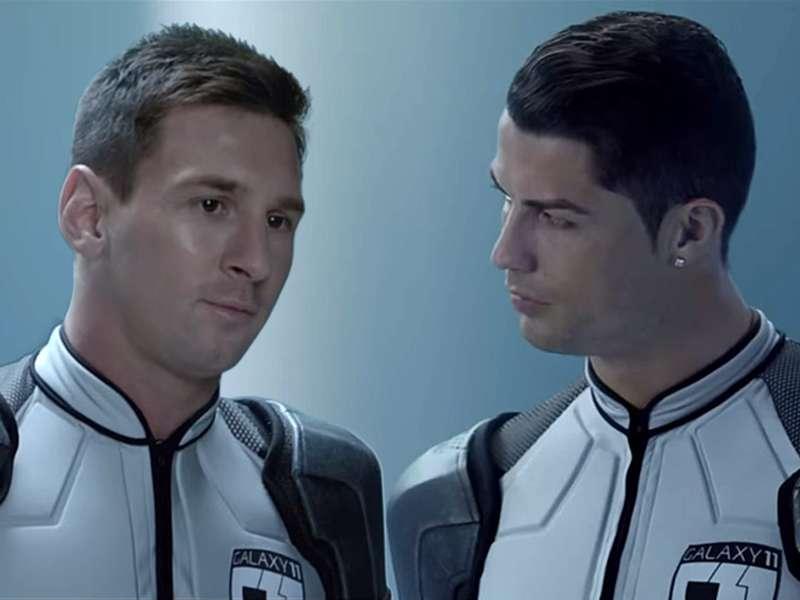 Messi, Ronaldo y Falcao defienden el planeta: Empieza el juego