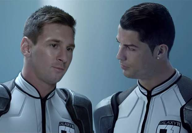 Messi, Ronaldo and Rooney defend the planet: Game on