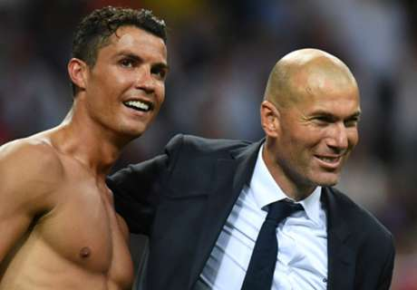 Zidane: No words can do Ronaldo justice