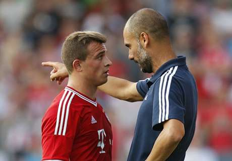 Why Shaqiri failed to shine under Pep