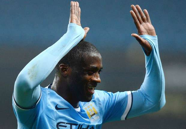 Pellegrini backing Yaya Toure to beat Suarez to Player of the Year Award