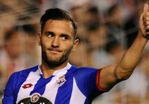 <strong>LUCAS PEREZ</strong> | Deportivo La Coruna > Arsenal | €20m