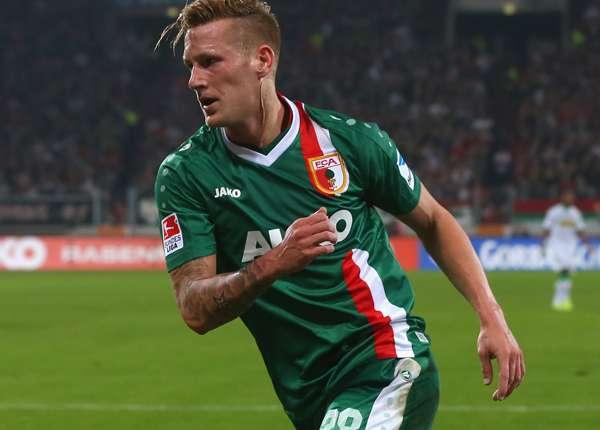 Andre Hahn könnte bald im Trikot von Borussia Mönchengladbach auflaufen