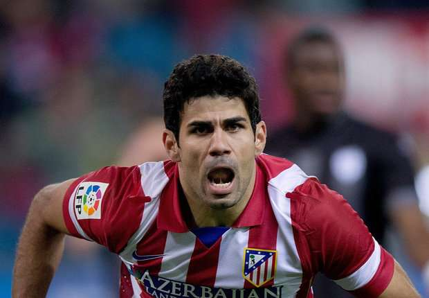 Chelsea interest in Diego Costa is no surprise - Simeone