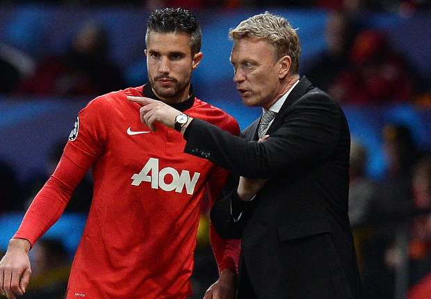 Ferdinand: Van Persie didn't feel loved under Moyes