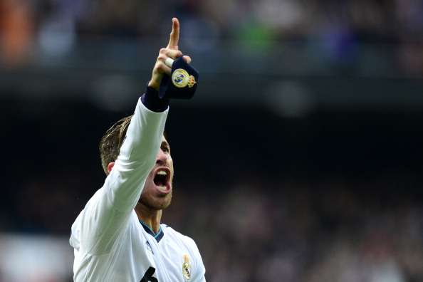 Real Madrid rock Sergio Ramos gets his revenge on Bayern