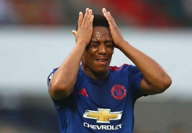 The truth behind Anthony Martial's problems under Mourinho for Manchester United