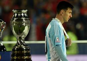 Multicampeones en sus clubes y hasta algunos con la Copa del Mundo en sus manos, tienen la Copa América como una deuda pendiente. Messi es uno, claro, pero tiene muchas posibilidades más por delante.