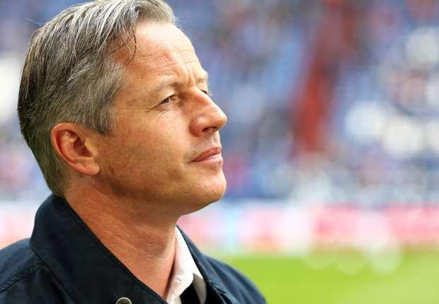 Geht von einem schweren Spiel aus: Jens Keller von Schalke 04