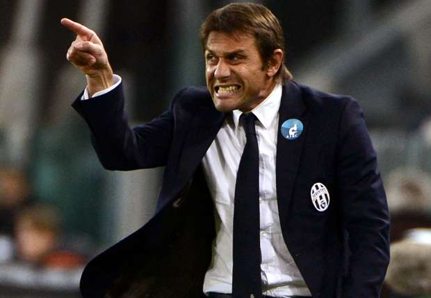 Conte takes swipe at Garcia after Juventus close in on title