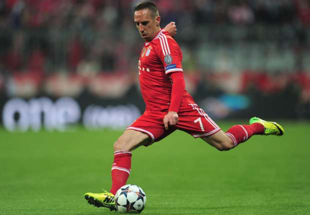 Ribery: Bayern still won four trophies