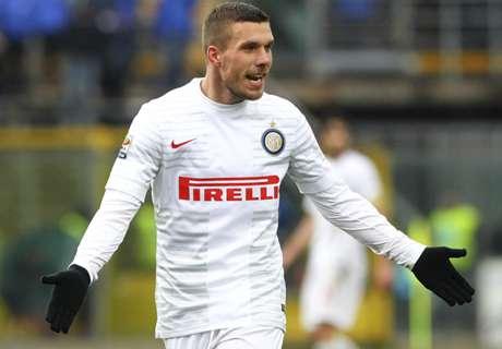 'Podolski on Gala's shortlist'