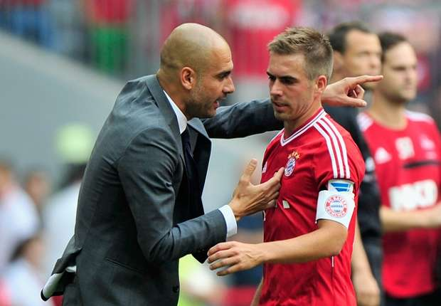 Guardiola the right man for Bayern, insists Lahm