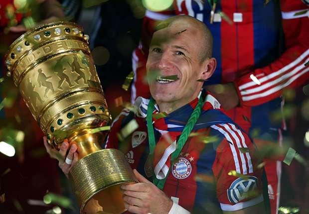 Arjen Robben blijft Bayern München trouw